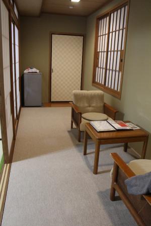 Ryokan Ginkaku: Sofa area