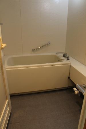 Ryokan Ginkaku: Bathroom