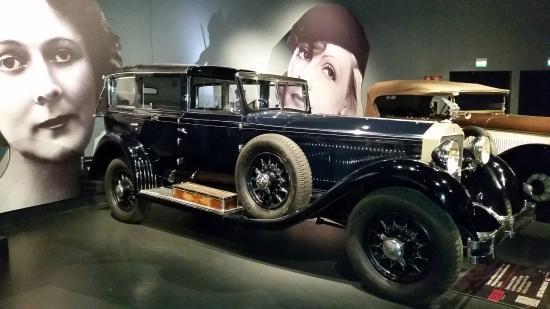 isotta fraschini foto di museo nazionale dell automobile torino