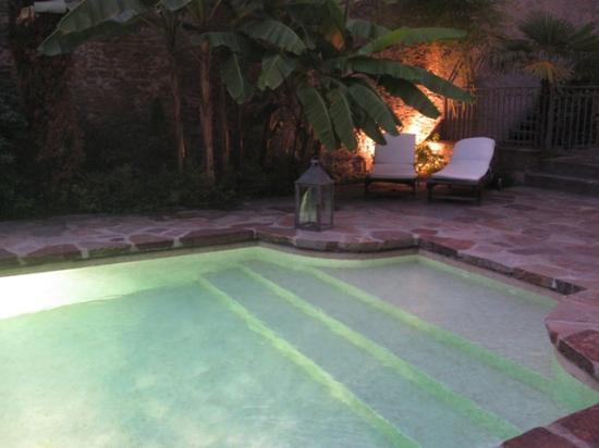 Le 45 BB : piscine