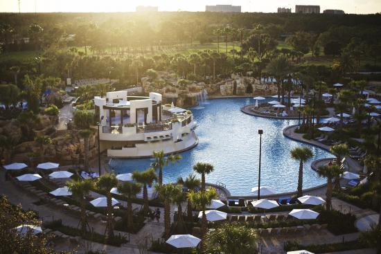 falls pool oasis picture of orlando world center marriott orlando rh tripadvisor com