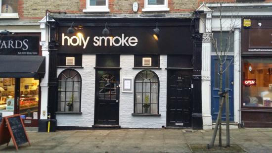 Holy Smoke: Outside