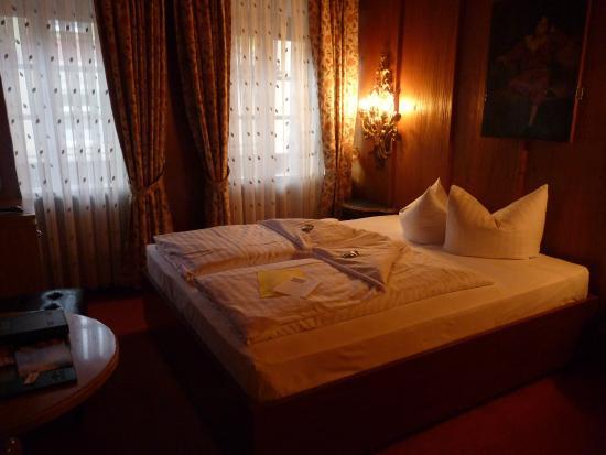 Quarto do Atlas Grand Hotel