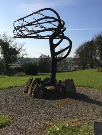 Famine Graveyard Sligo