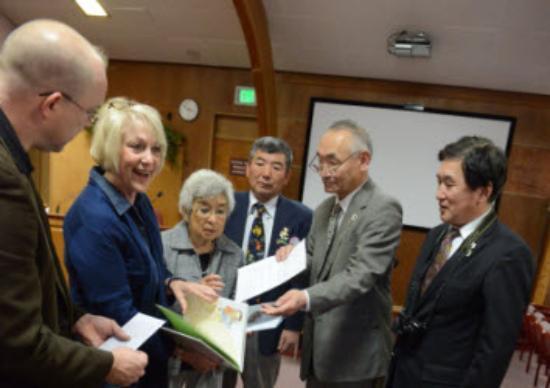 Meeting With Jill Techel Mayor Of Napa Picture Of Napa