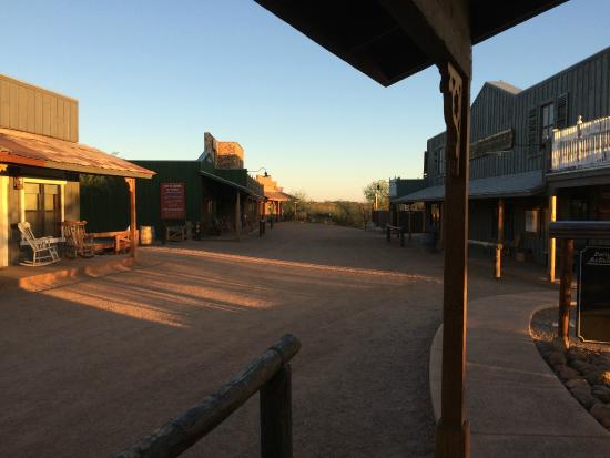 "Tombstone Monument Ranch: ""Mainstreet."""
