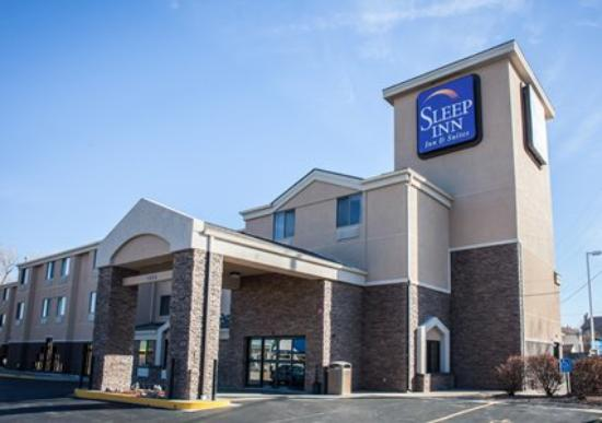 Sleep Inn And Suites Topeka
