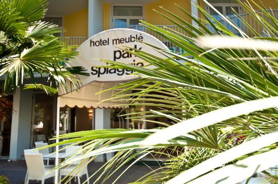 Giardino picture of hotel park spiaggia grado tripadvisor for Hotel meuble park spiaggia