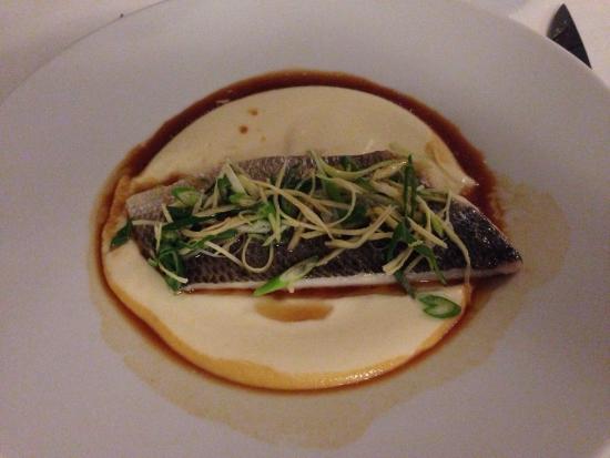 La Vague de Saint Paul : 魚料理