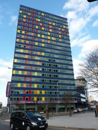 Premier Inn Leicester City Centre Hotel Best Location