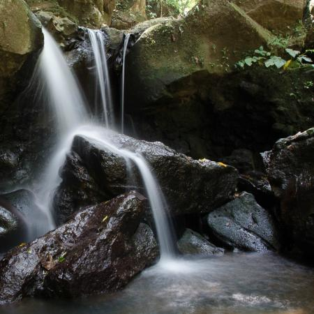 Los Banos, Filipinas: waterfall