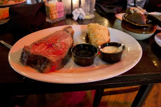 Olde Liberty Station: N & W Prime Rib April 8, 2015