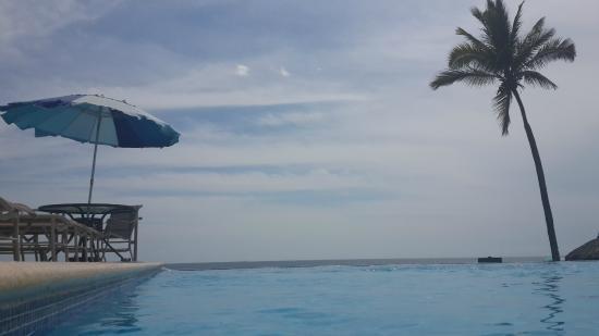Estrella Del Mar Resort Mazatlan: Vista desde la Alberca