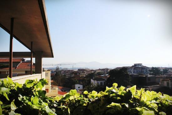 Residenza Giulia: Vista dal balcone della camera