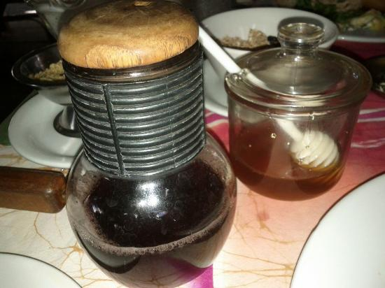 Kariwak Village Restaurant: spiced tea