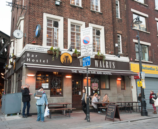 Photo of Hotel The Walrus Hostel at 172 Westminster Bridge Rd, London SE1 7RW, United Kingdom