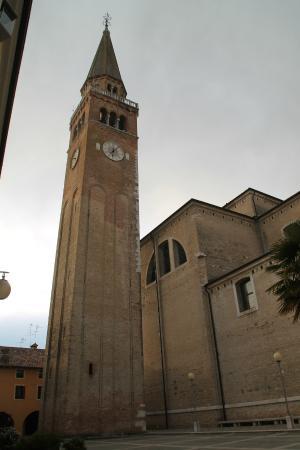 Portogruaro, İtalya: duomo