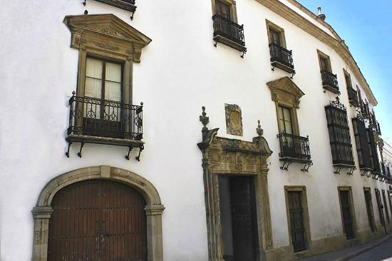 Jerez de la Frontera, España: Vista de la fachada