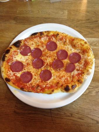 Pizza Picture Of Le Bon Coin London Tripadvisor