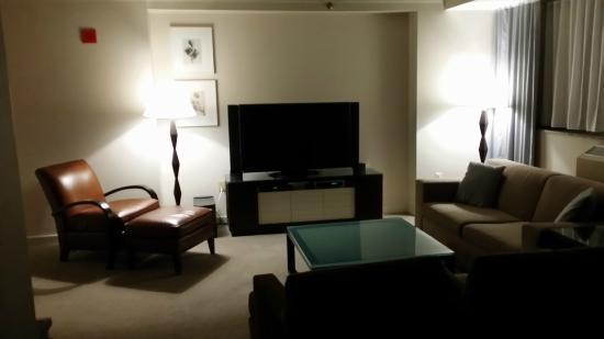 Phillips Club: Living Room