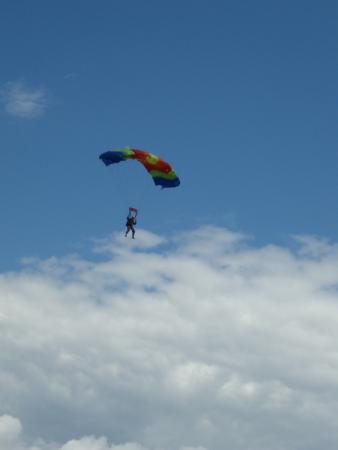Mile High Parachuting