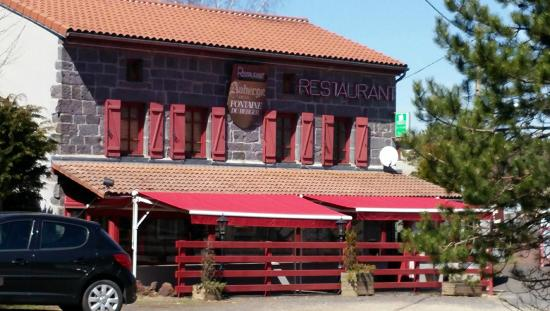 Auberge La Fontaine du Berger : le restaurant