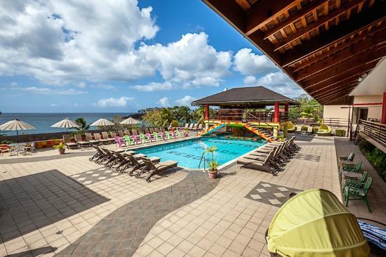 Grafton Beach Resort Tobago Black Rock All Inclusive