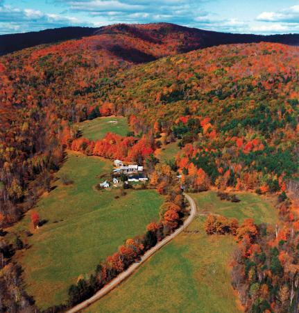 Sugarbush Farm: October splendor