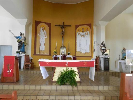 Sao Pantaleao Church