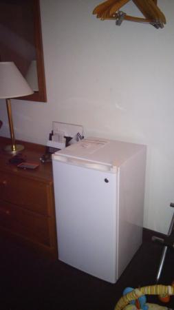 Marston, MO: fridge