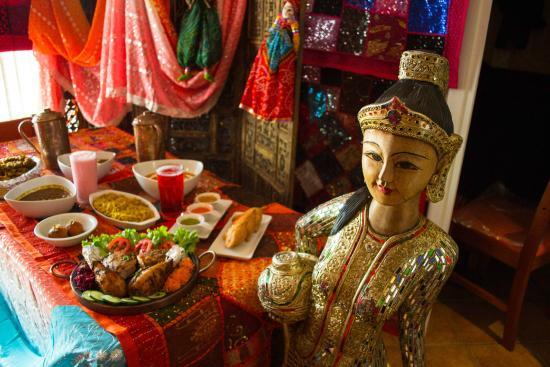 Restaurante Maharaja