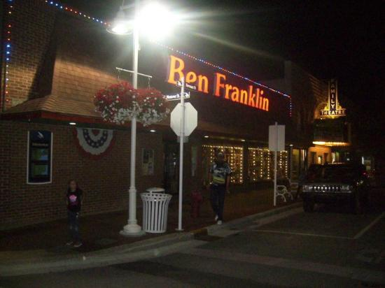 East Tawas, MI: Ben Franklin
