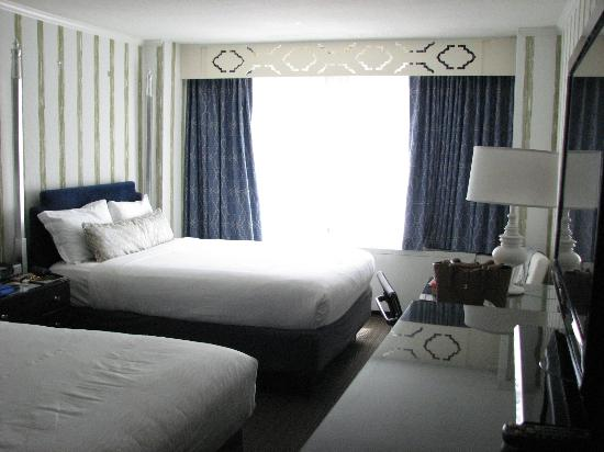 Kimpton Topaz Hotel Typical Double Queen Room At The