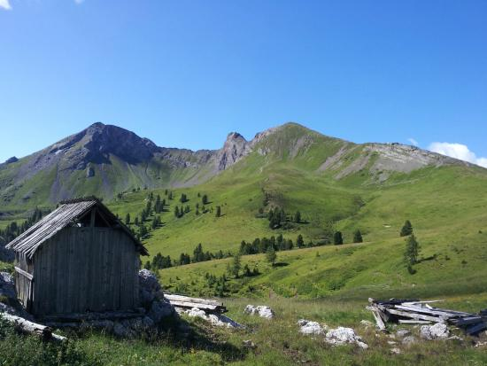 Pieve, Italia: panorama