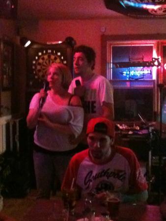 Tobyhanna, PA: Karaoke Night!