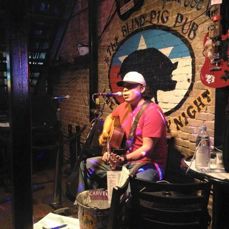 Photo of Bar The Blind Pig Pub at 317 E 6th St, Austin, TX 78701, United States