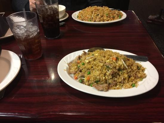 The Wok: It taste awesome