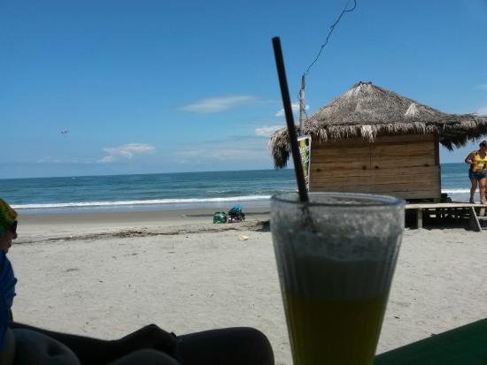 Mompiche, Ecuador: Isla Portete