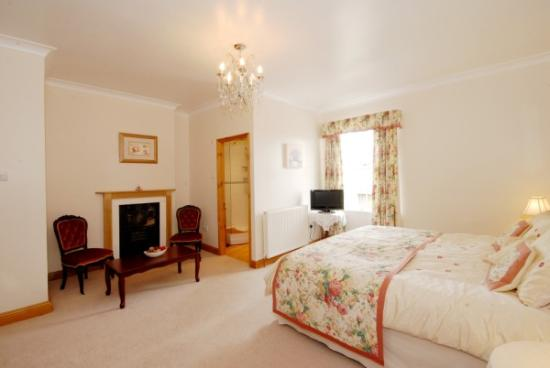 Wood Farm Bed and Breakfast : Rose Room