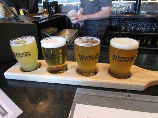 Wormtown Brewery