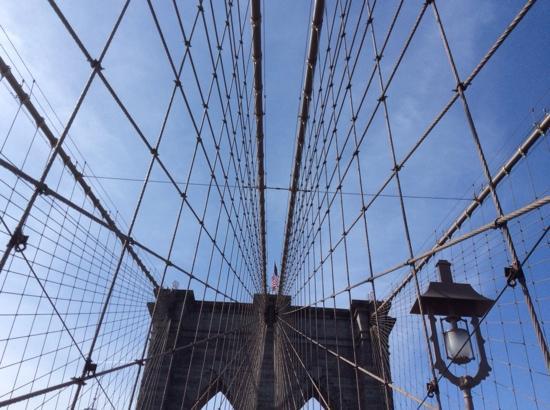 New York City, NY: brooklyn bridge