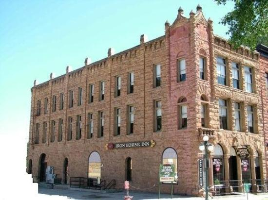 Iron Horse Inn, Historic Deadwood
