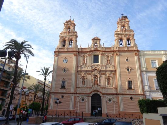 Catedral de Huelva: Catedral