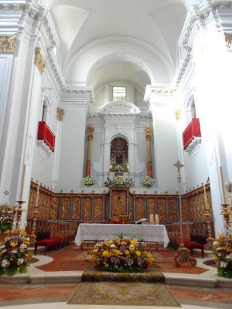 Catedral de Huelva: Interior