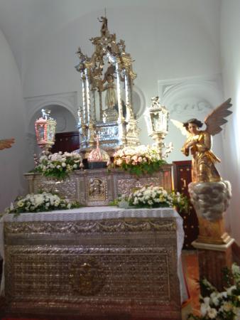 Catedral de Huelva : Interior