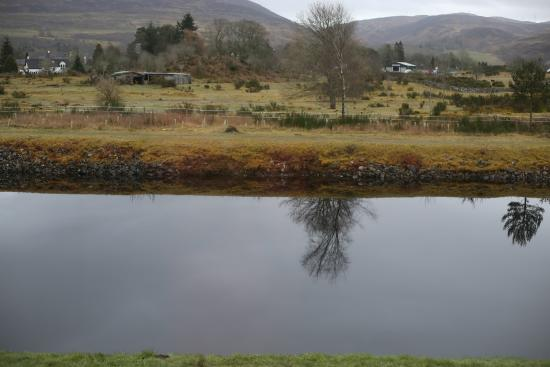 Tigh Na Mairi B&B : View from bedroom window