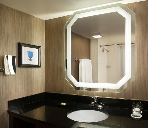 Bathroom Vanities Dfw presidential suite - picture of sheraton dfw airport hotel, irving