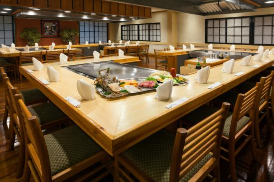 Crowne Plaza Hotel Corobici: Restaurante Fuji