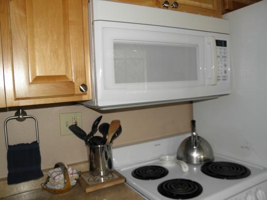 Sea Haven Motel: Modern Appliances