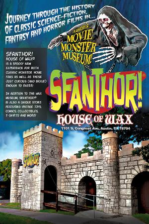 Sfanthor! House of Wax